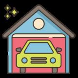Extra garage space